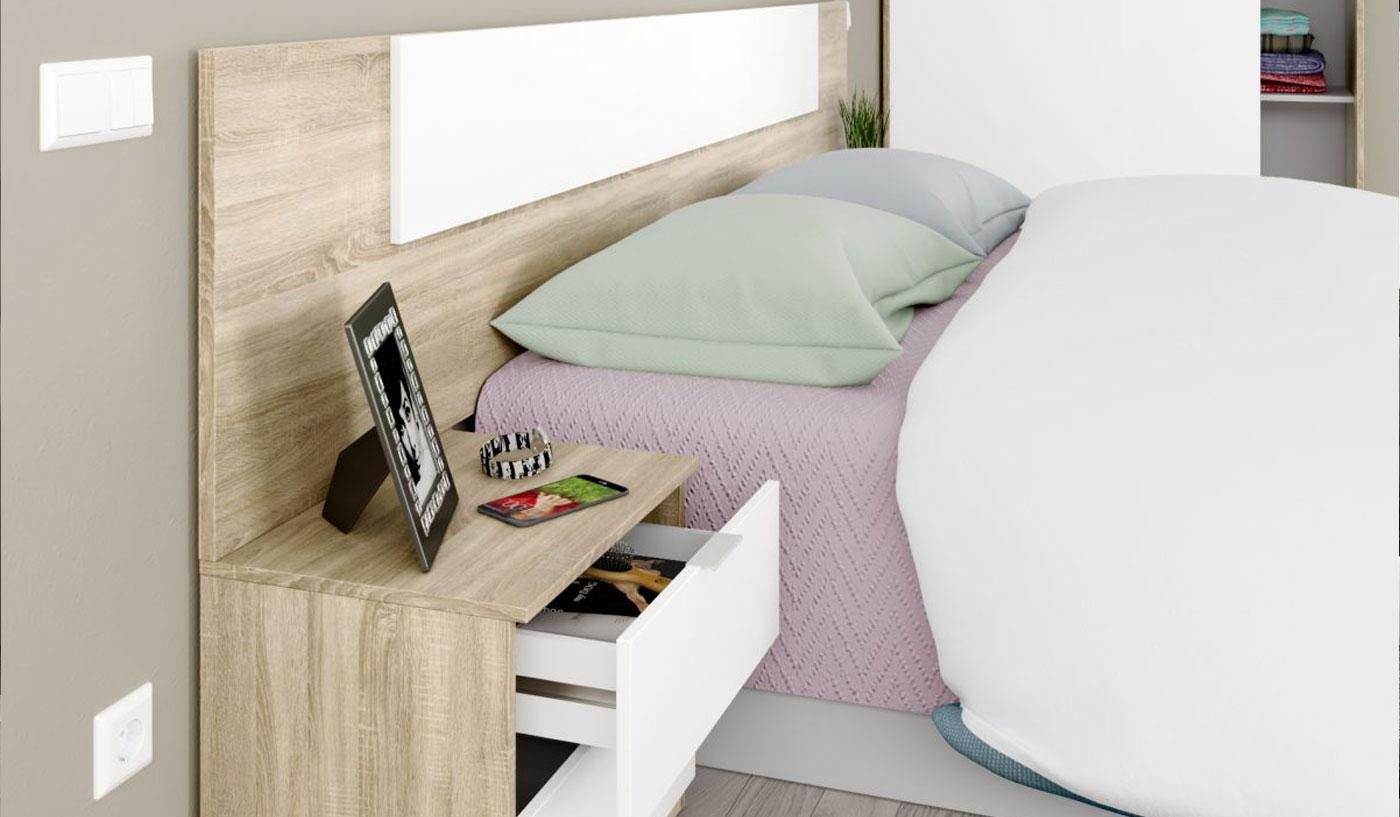 Dormitorios Mueble Kit